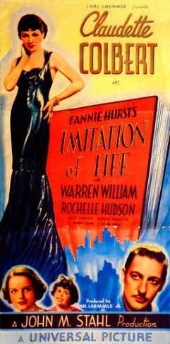 Imitation of Life (1934) poster