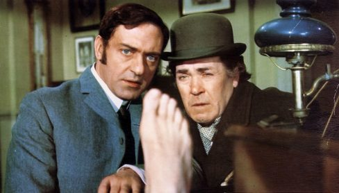 Peter Butterworth in Carry On Screaming