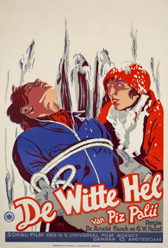 The White Hell of Piz Palu poster