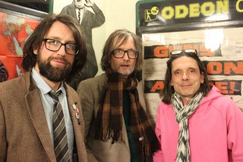 Andy Holden, Jarvis Cocker and Jeremy Deller