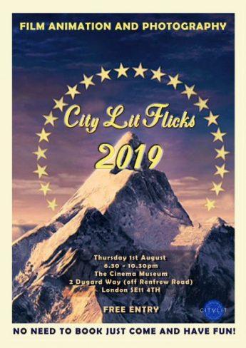 City Lit Flicks 2019 poster