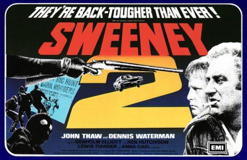 Sweeney 2 poster