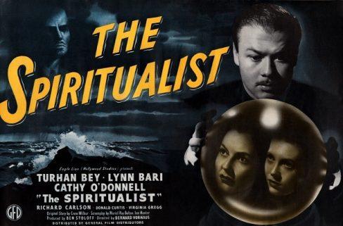 The Spiritualist poster