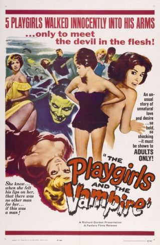 The Playgirls and the Vampire poster