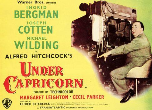 Under Capricorn poster