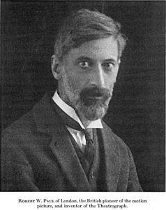 R.W. Paul