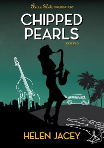Chipped Pearls book cover
