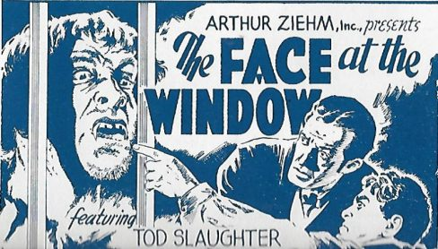 The Face at the Window poster