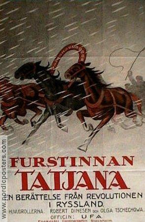 Tatjana poster