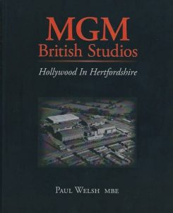 MGM British Studios front cover
