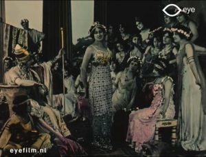 L'orgie Romaine (Lions of the Tyrant)
