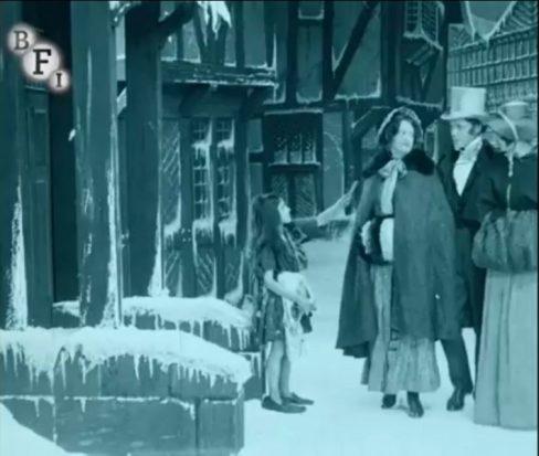 The Little Match Girl (1914)
