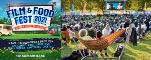 Film & Food Fest London (North)