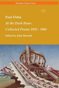 Paul Dehn - Collected Poems book cover